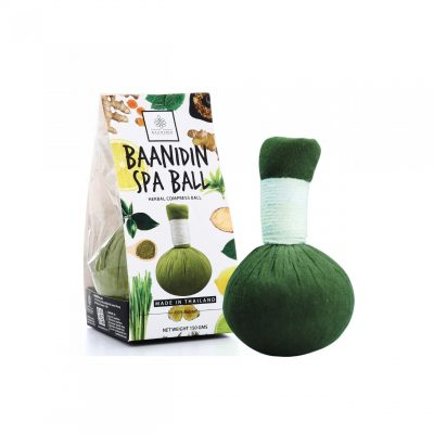 Elyrest by baanidin compress ball coconut