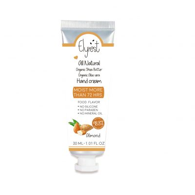 Elyrest hand cream Almond