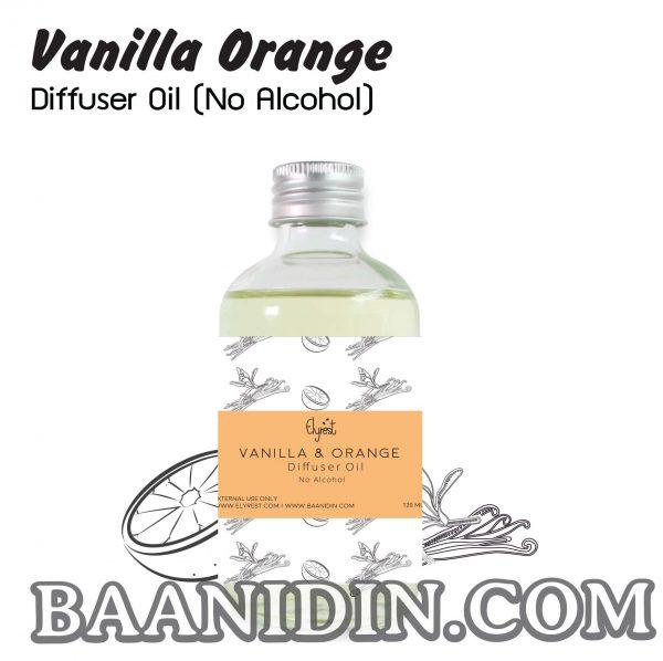 Diffuser Vanilla Orange