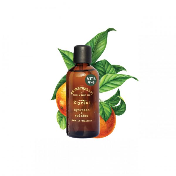 Elyrest Aroma Bath & Massage Oil better mood pic-01