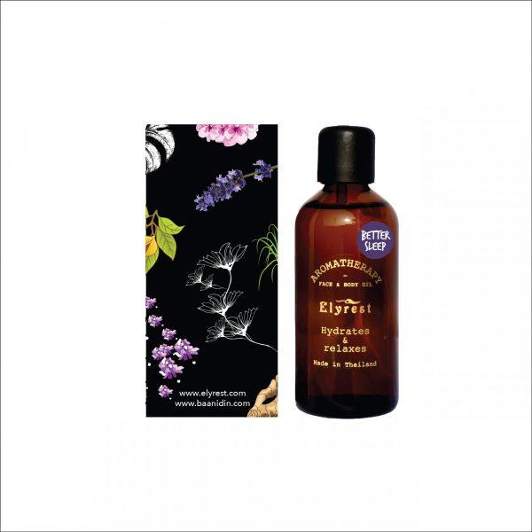 Elyrest Aroma Bath & Massage Oil better sleep4-01