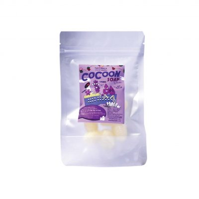 Aroma Anti-Wrinkle Cocoon Facial Soap Scrub 15 g.