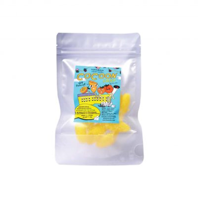 Aroma Whitening Cocoon Facial Soap Scrub 15 g.