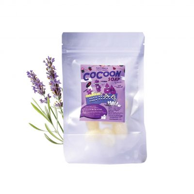 Aroma Anti-Wrinkle Cocoon Facial Soap Scrub 15 g.