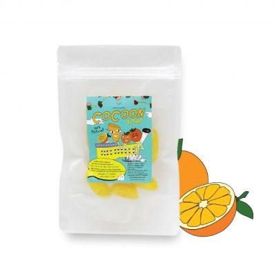 Aroma Whitening Cocoon Facial Soap Scrub 15 g.