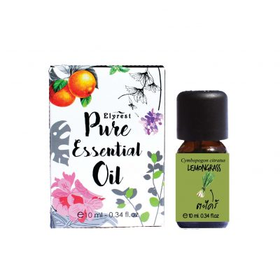 Elyrest Lemongrass Essential Oil