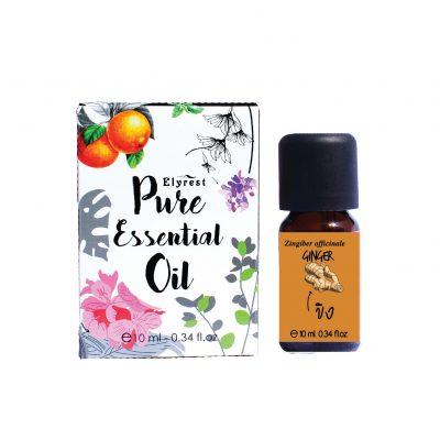 Elyrest Ginger Essential Oil
