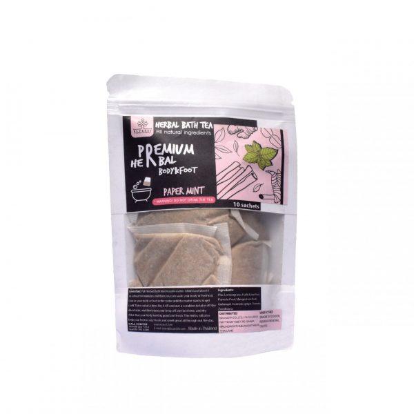 Elyrest Herbal bath tea Peppermint-01