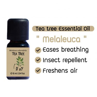 Elyrest Tea Tree Essential Oil