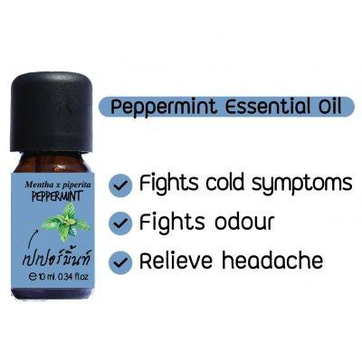 Elyrest Peppermint Essential Oil