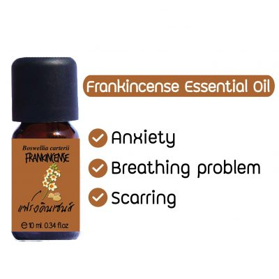 Elyrest Frankincense Essential Oil