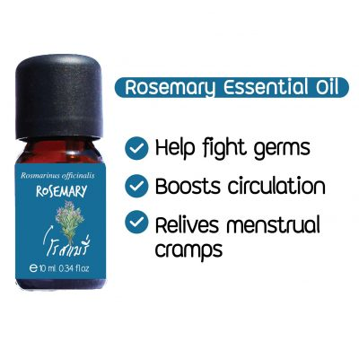 Elyrest Rosemary Essential Oil