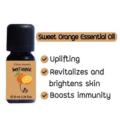 Elyrest Sweet Orange Essential Oil