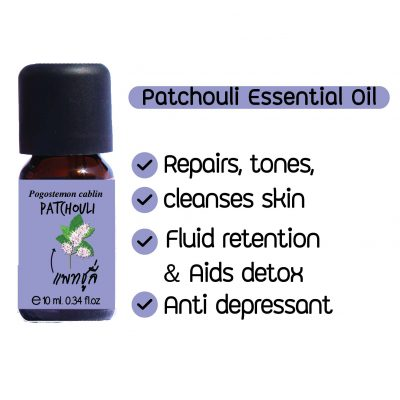 Elyrest Patchouli Essential Oil