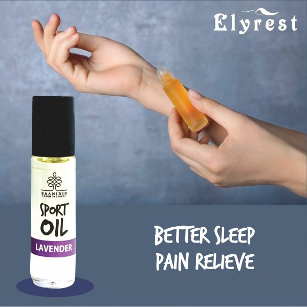 Elyrest herbal oil pain relief without medicine lavender3-01