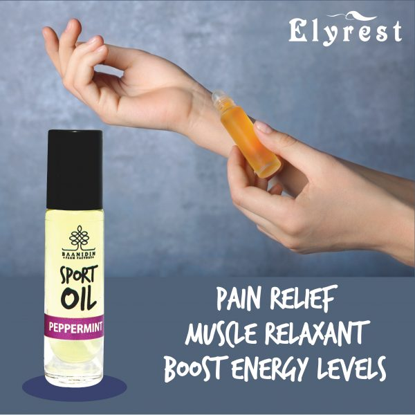 Elyrest herbal oil pain relief without medicine peppermint3-01