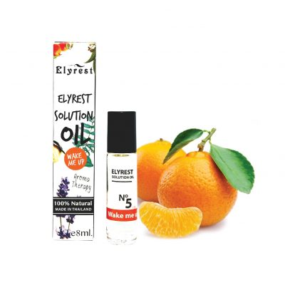 Elyrest by baanidin Solution Oil Wake me up No.5