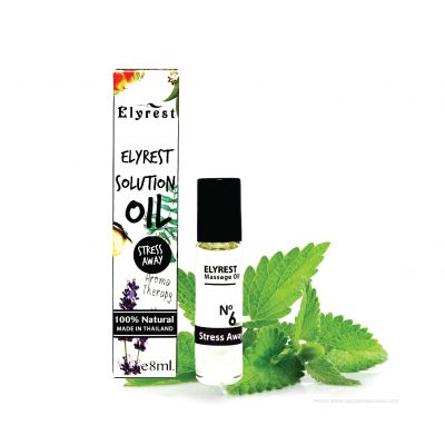 Elyrest by baanidin Solution Oil Stress Away No.6