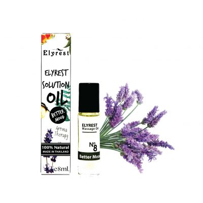 Elyrest by baanidin Solution Oil Better Mood No.8