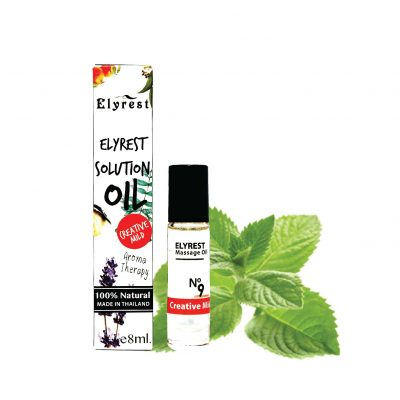 Elyrest by baanidin Solution Oil Creative Mild No.9