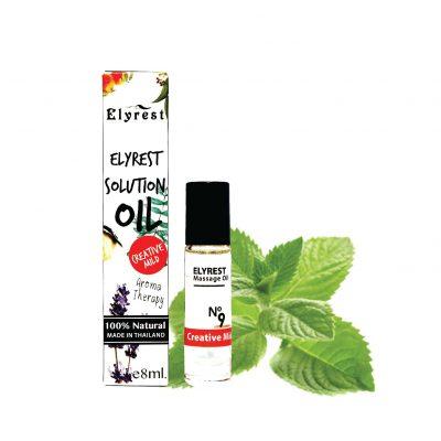 Elyrest by baanidin Solution Oil Creative Mild No.9
