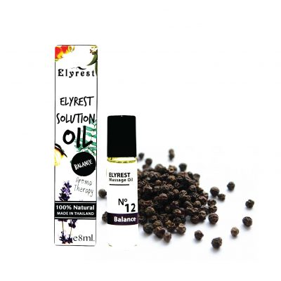 Elyrest by baanidin Solution No.12 Balance
