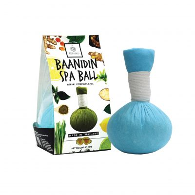 Rosemary-Herbal-compress-ball-Herbal-spa-ball-Spa-products-Made-in-Thailand