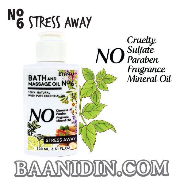 No6 Stress Away