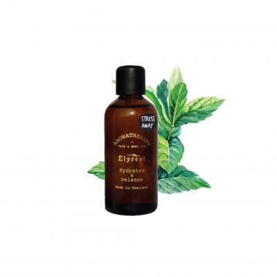 Stress-Away-Massage-Oil-with-Pure-Essential-Oil-for-Spa-Salon-by-Elyrest-Thailand.