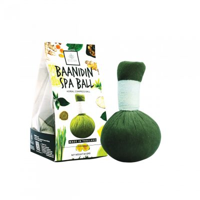 Elyrest by baanidin compress ball kaffir lime