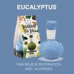 Elyrest Compress Ball Eucalyptus