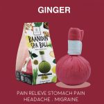 Elyrest by baanidin Compress Ball Ginger