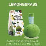 Elyrest by baanidin Compress Ball Lemongrass