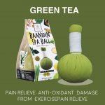 Elyrest Compress Ball Green tea