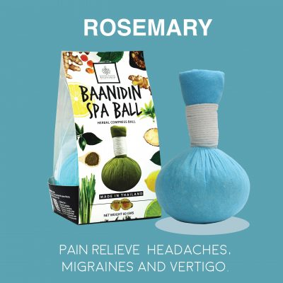 Elyrest by baanidin Compress Ball Rosemary