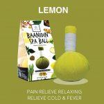 Elyrest by baanidin Compress Ball Lemon