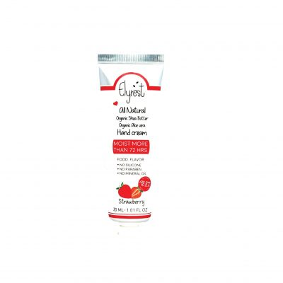 strawberry-organic-shea-butter-and-aloe-vera-handcream-by-elyrest.