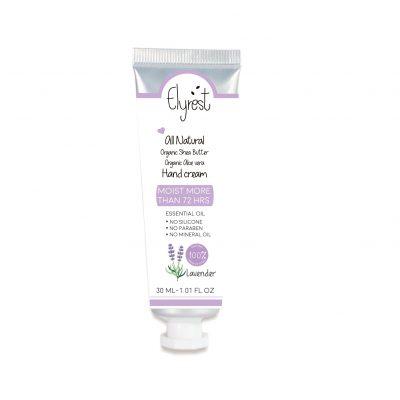 Elyrest by baanidin hand cream lavender