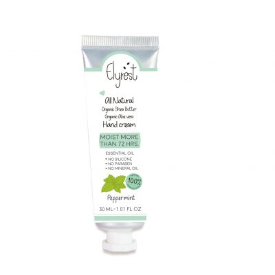 Elyrest by baanidin hand cream Peppermint