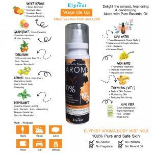 Elyrest Aroma body mist ingredients no3-01
