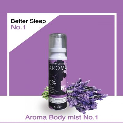 Elyrest by baanidin Aroma body No 1