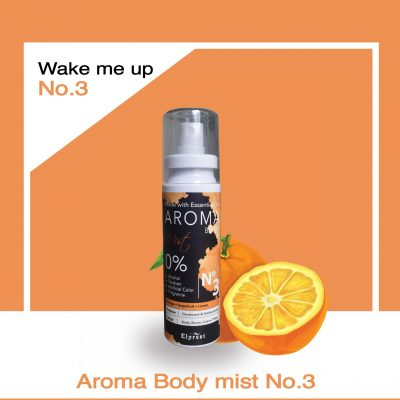 Elyrest by baanidin Aroma body No 3
