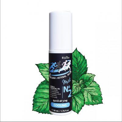 Elyrest Aroma Herbal Mist no 2 cooling