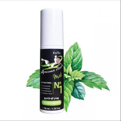 Elyrest Aroma Herbal Foot Mist Deodorizer 24 hours