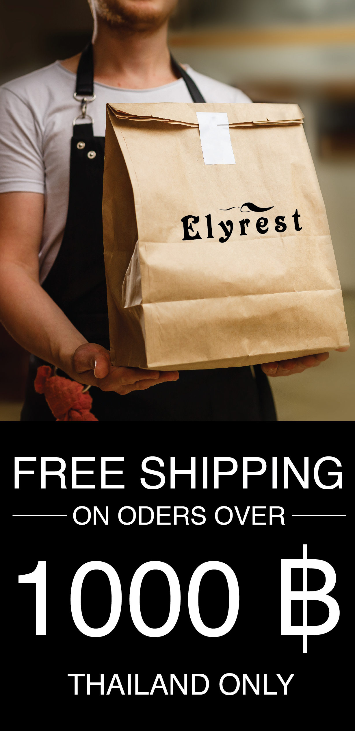 FREE SHIPPING Elyrest 1000