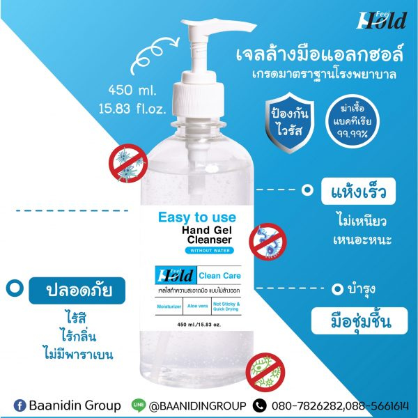Feel hold protect from covid19