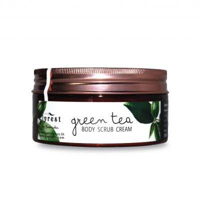Elyrest Green Tea Body Scrub Cream