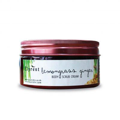 Elyrest Lemongrass Ginger Body Scrub Cream