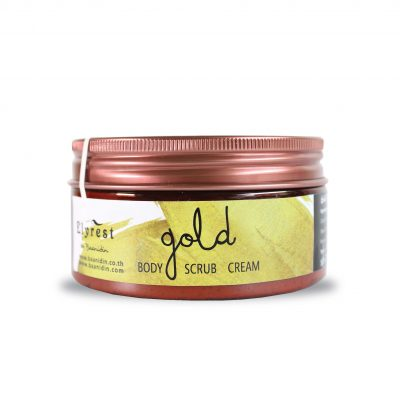 Elyrest Gold Body Scrub Cream
