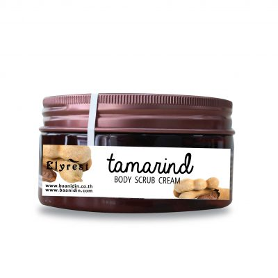 Elyrest Tamarind Body Scrub Cream